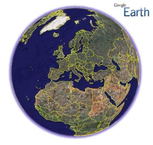 google-earth-terra studio vittorio baroni
