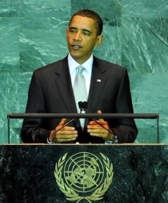 Obama ONU