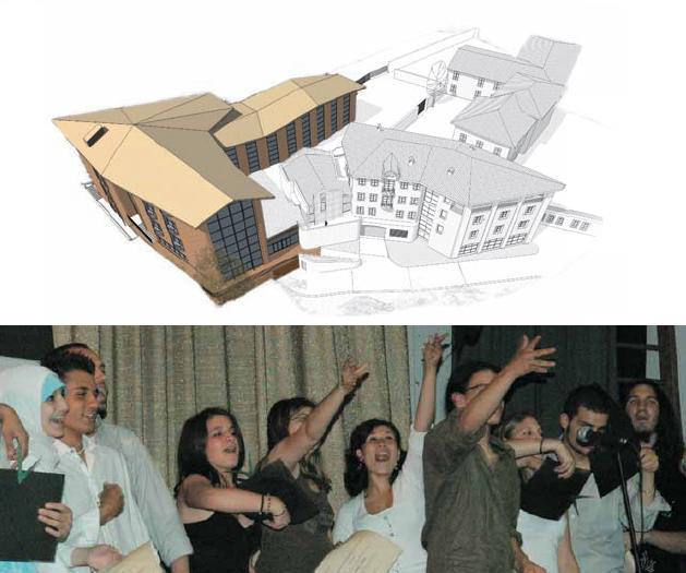 Scuola domotica Como Oliver Twist Studio Baroni