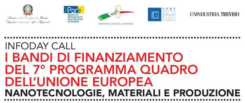 Treviso 7 presentazione 7 bando UE