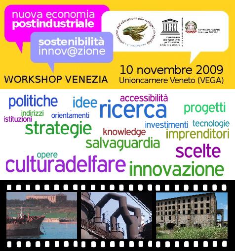 icona Workshop Venezia 10 11 2009
