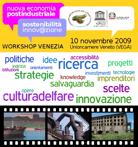 icona Workshop Venezia 10 11 2009