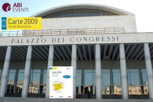 palazzo dei congressi roma abi eventi CARTE 2009