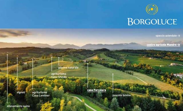 Borgoluce Susegana Treviso Innovazione è Tradizione