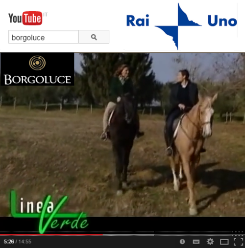 Fattoria Didattica Borgoluce VIDEO YouTube - RAI UNO - Susegana TV - ITALY - Veneto - by sb