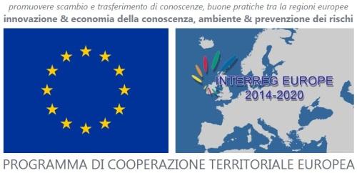 INTERREG EUROPE 2020 Programma europeo per la Cooperazione Territoriale Europa