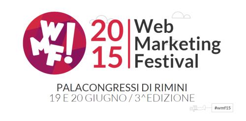 web marketing festival 2015 Rimini