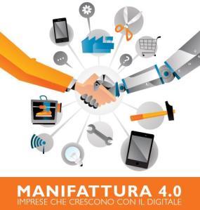 manifattura 4.0 imprese che crescono con il digitale confartigianato 2016