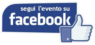 segui evento  su facebook