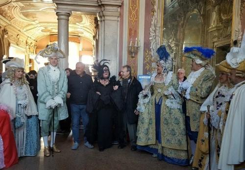 Angelo Bacci Leggende Veneziane - Palazzo Moroaini Ca' Sagredo Hotel 6 maggio 2018 - evento by Barbara Tagliapietra