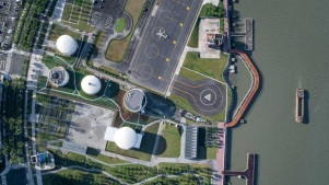 02.0 Tank Shanghai Cina Sviluppo Sostenibile - esempi per Porto Marghera Venezia