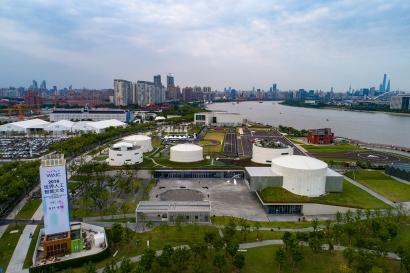 03 Tank Shanghai Cina Sviluppo Sostenibile - esempi per Porto Marghera Venezia