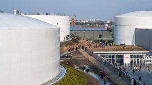 06 Tank Shanghai Cina Sviluppo Sostenibile - esempi per Porto Marghera Venezia
