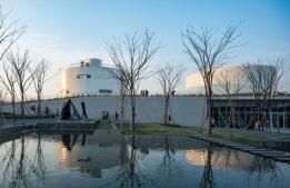 07 Tank Shanghai Cina Sviluppo Sostenibile - esempi per Porto Marghera Venezia