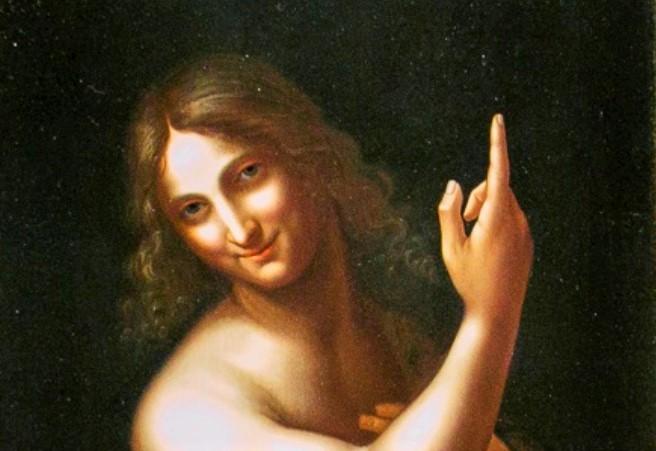 foto quadro LEONARDO DA VINCI a Venezia Mostra Palazzo Lolin San Marco 2893 Accademia Canal Grande - Fondazione Levi.jpg