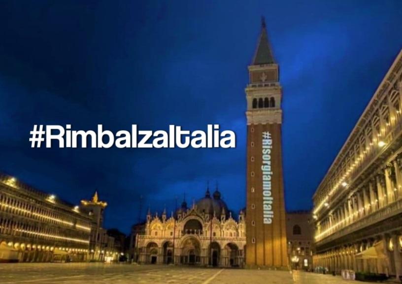 #RimbalzaItalia pdf #RisorgiamoItalia Venezia emergenza e rilancio 28 aprile 2020
