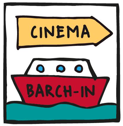 LOGO barch-in drive-in in barca VENEZIA
